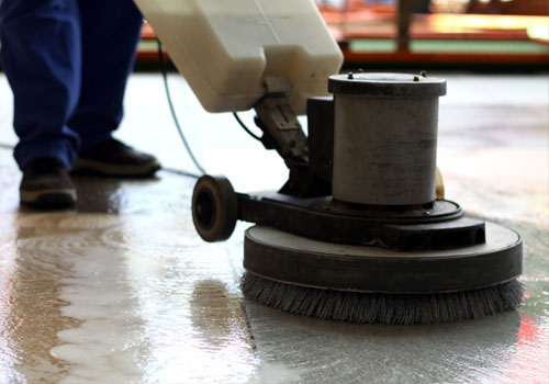 cleaning and sealing service